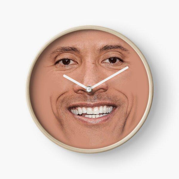 The Rock Face Clock