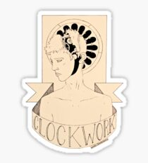 CLOCKWORK Sticker