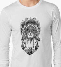 PORTRAIT001 Long Sleeve T-Shirt