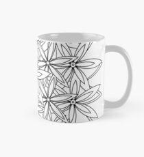 A flower bundle to color Mug