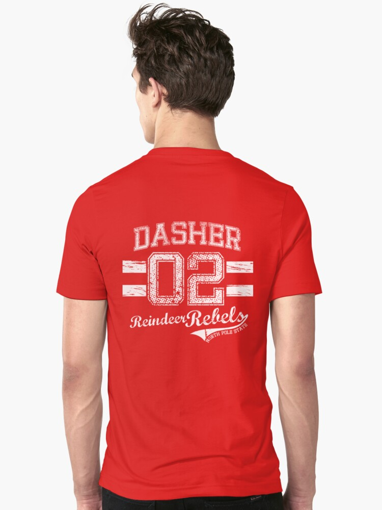 Dasher Reindeer Rebels by Jesse Cain