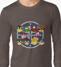 Minimalist Posters: Kick-Ass 2 Long Sleeve T-Shirt