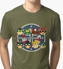 Kick-Ass 2: Justice Forever Tri-blend T-Shirt