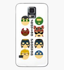 Minimalist Posters: Kick-Ass 2 Case/Skin for Samsung Galaxy