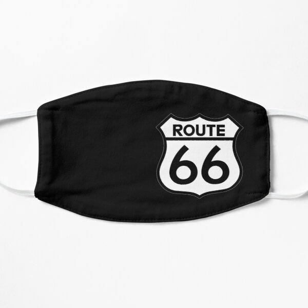 The legendary U.S. Route 66  Mask