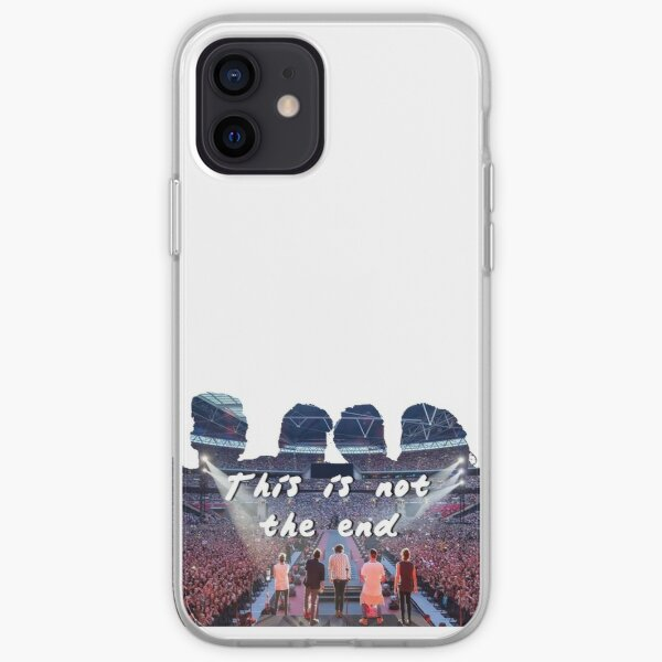 This is not the end  iPhone Soft Case