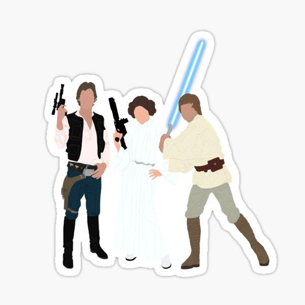 Og Trio Sticker