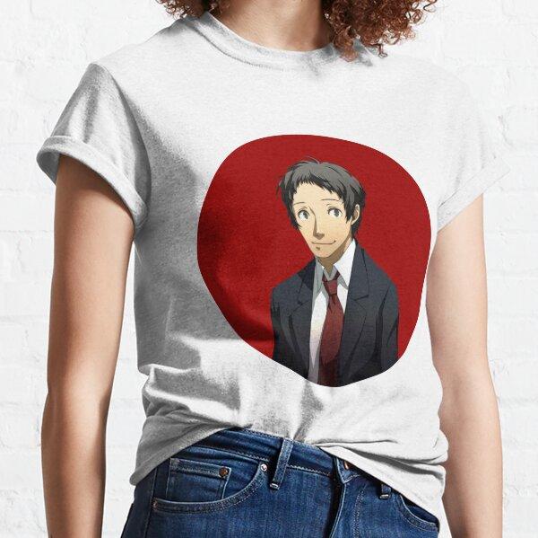 Tohru Adachi Portrait Classic T-Shirt