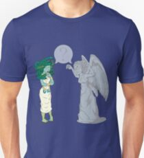 Medusa VS Angel Unisex T-Shirt