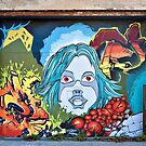 The Girl in the Mural by PhotosByHealy