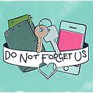 Do Not Forget Us  by Alessandro Arcidiacono
