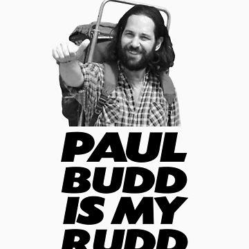 Paul Budd is my Rudd by psymon