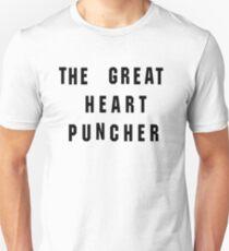 The Great Heart Puncher Unisex T-Shirt