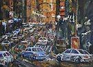 Rush Hour II by Stefano Popovski