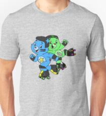 Roller Derby Care Bears  Unisex T-Shirt