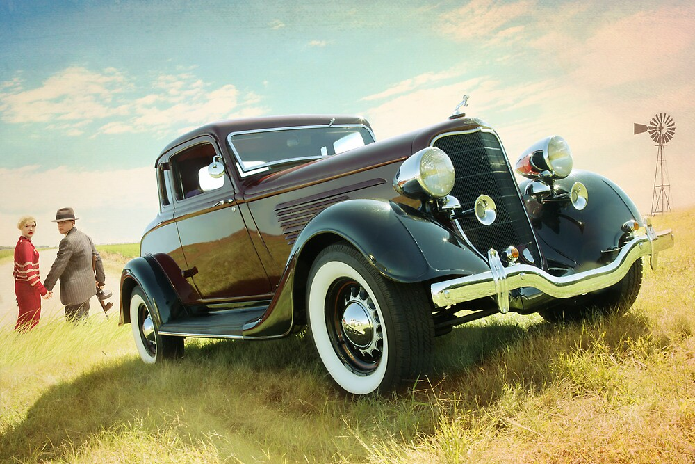 Bonnie and Clyde by flyrod