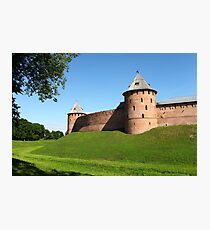 Fortress wall Photographic Print