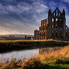 Whitby Abbey by Guy  Berresford