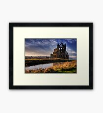 Whitby Abbey Framed Print