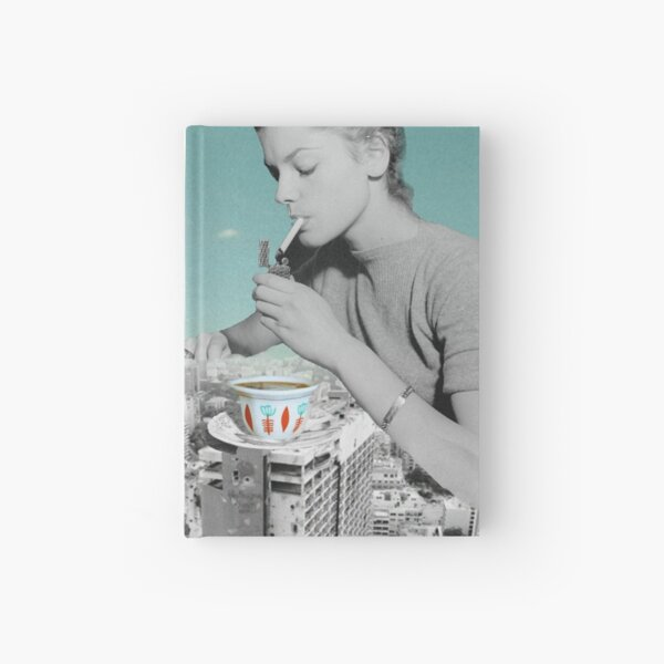 Morning Smoke Hardcover Journal