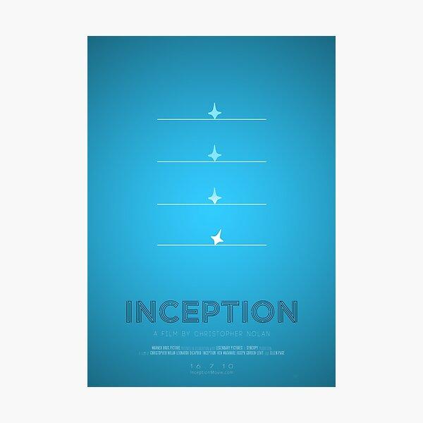 Inception Photographic Print