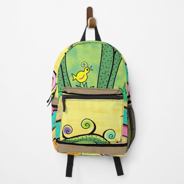 Blooming Ladies Backpack