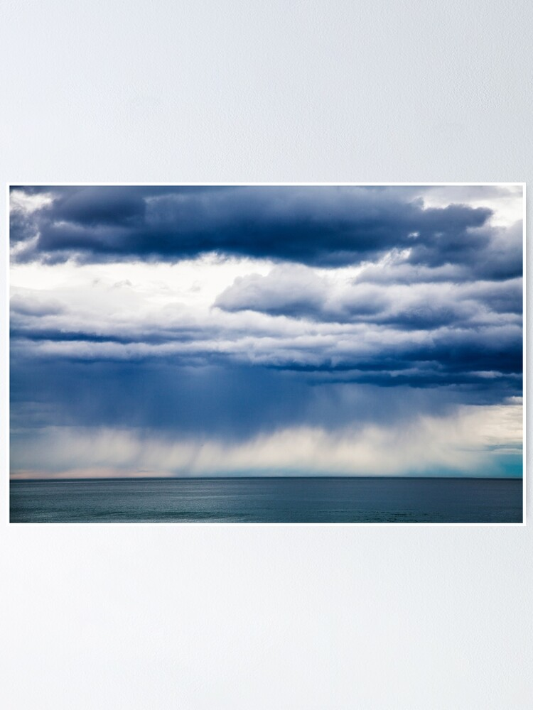 Alternate view of St Clair Storm Poster