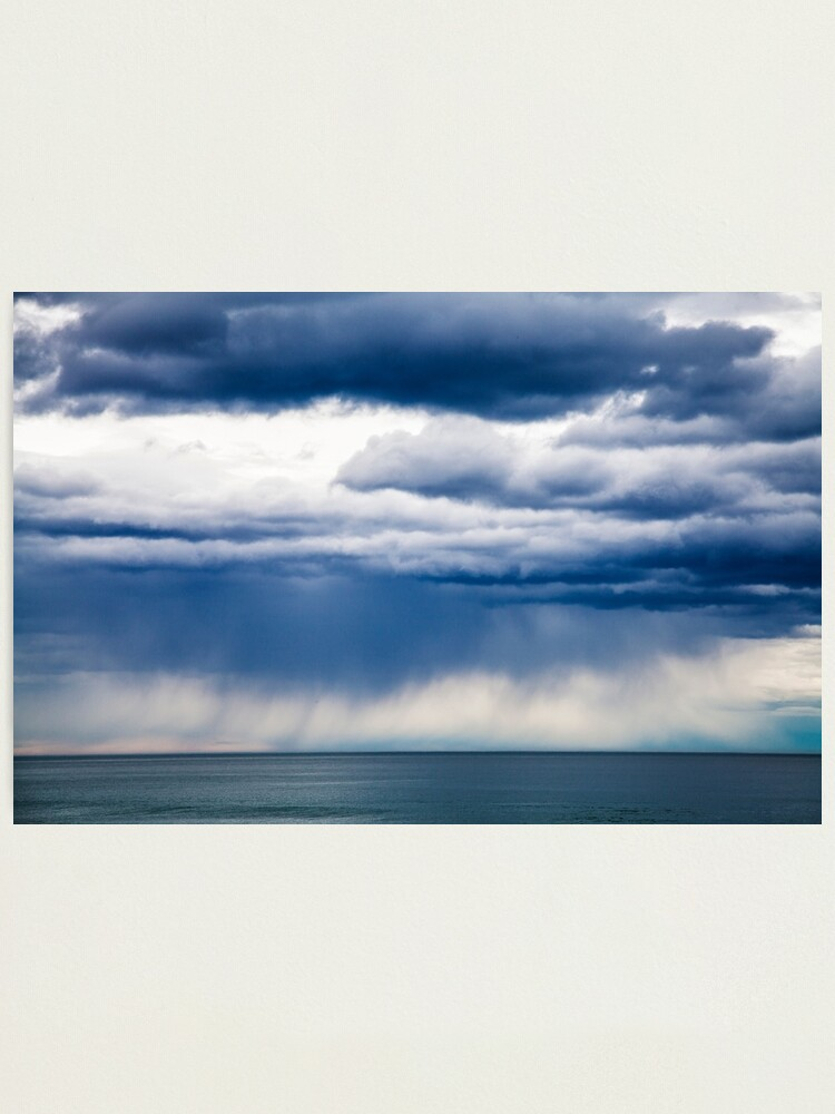 Alternate view of St Clair Storm Photographic Print