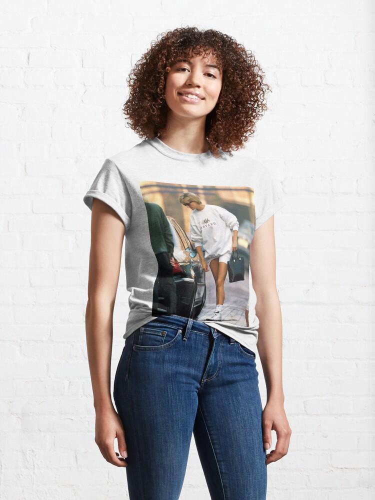 Alternate view of princess diana Classic T-Shirt