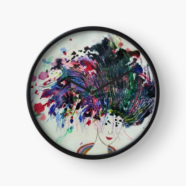 Mishmash of Thoughts Clock