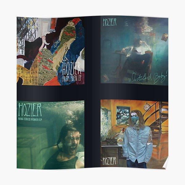 Hozier Album Pack Poster