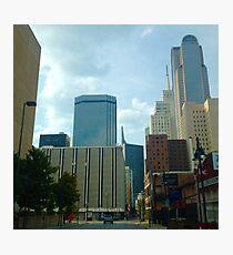Dallas Government District 092715 Photographic Print