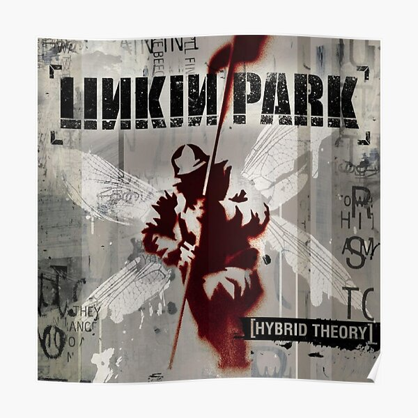 hybrid theory anniversary 20th Poster