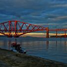 The Forth Bridge by Kasia-D