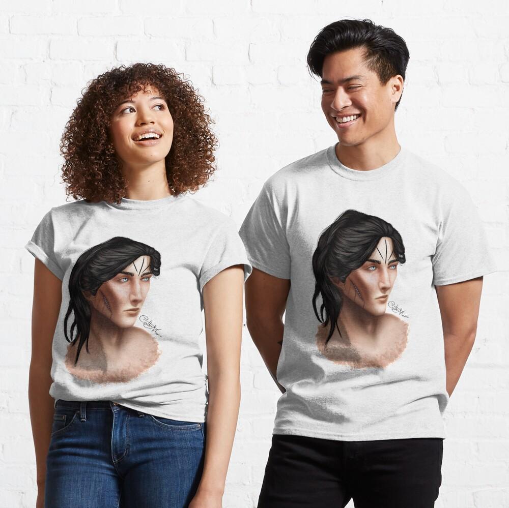 Portrait - Malachiasz Czechowicz Classic T-Shirt