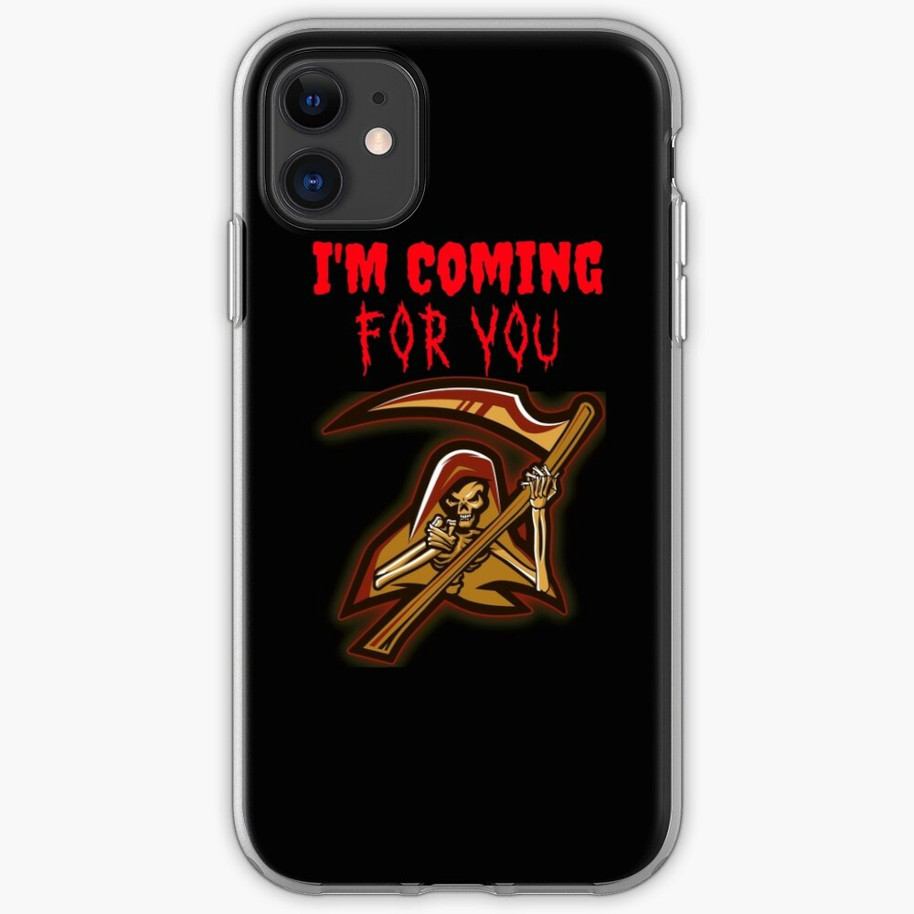 Grim Reaper is coming for you iPhone Case & Cover