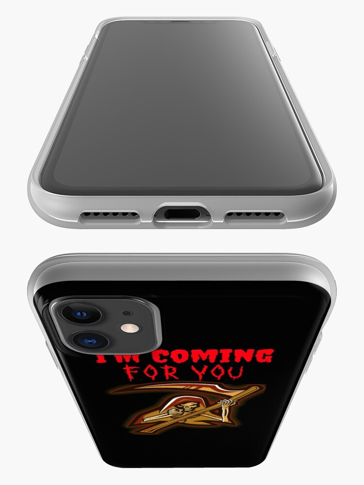 Alternate view of Grim Reaper is coming for you iPhone Case & Cover