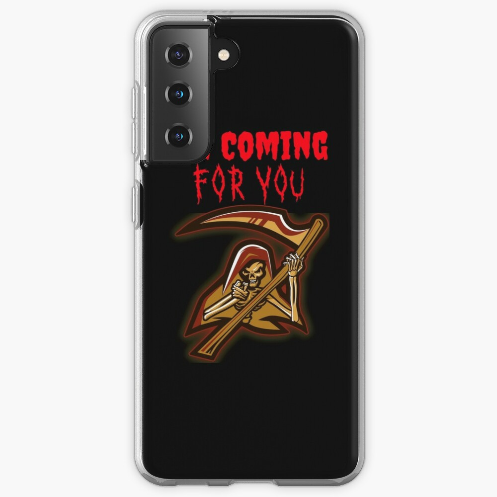 Grim Reaper is coming for you Case & Skin for Samsung Galaxy
