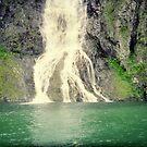 Norwegian Waterfall 2 by ValSteve59