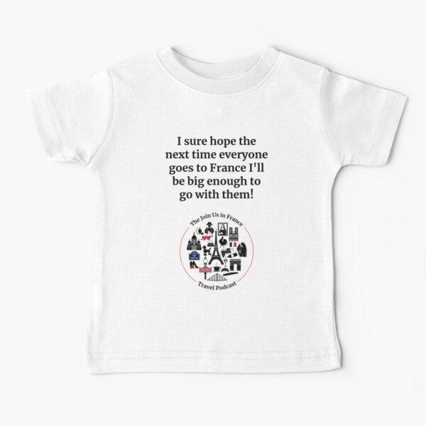 Kiddo Can't Wait Baby T-Shirt