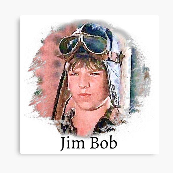Jim Bob Walton  Canvas Print