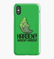 Harden forever iPhone Case/Skin