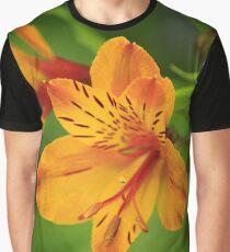 Tantalizing Tangerine Graphic T-Shirt