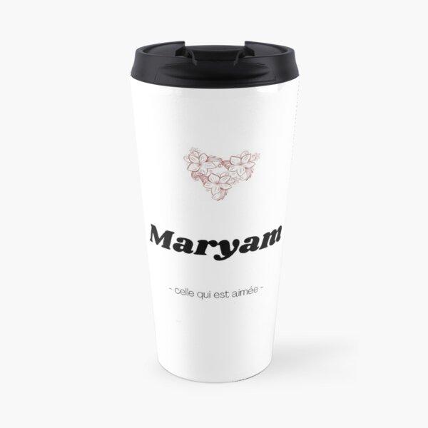 Maryam Mug isotherme