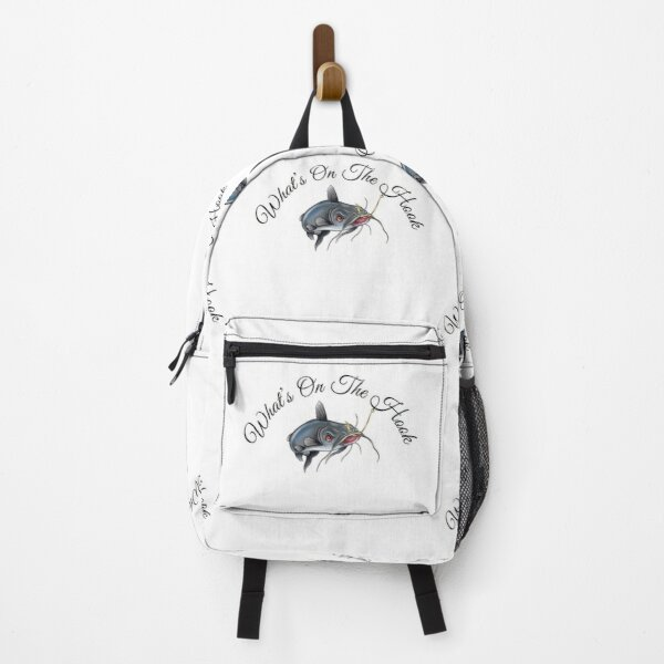What's On The Hook Backpack