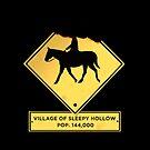 Headless Horseman case by Sarah  Mac Illustration