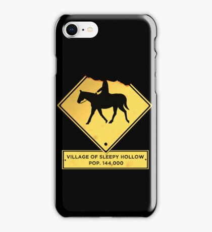 Headless Horseman case iPhone Case/Skin