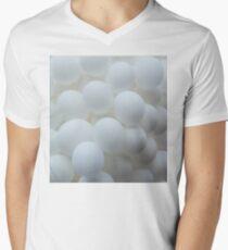 white ballons Mens V-Neck T-Shirt