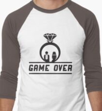 Game over Wedding Ring T-Shirt
