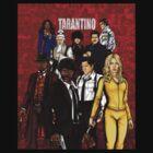 Tarantino by CosmicThunder